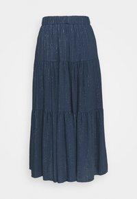 NAF NAF - A-line skirt - bleu marine - 1