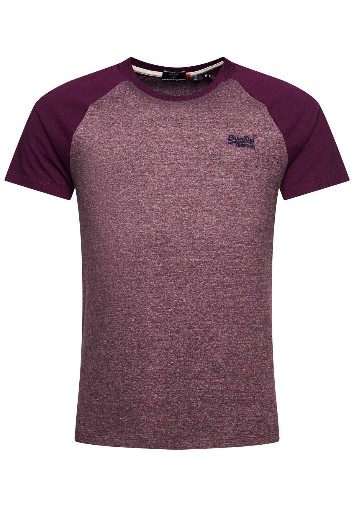 Herren ORANGE LABEL BASEBALL - T-Shirt print