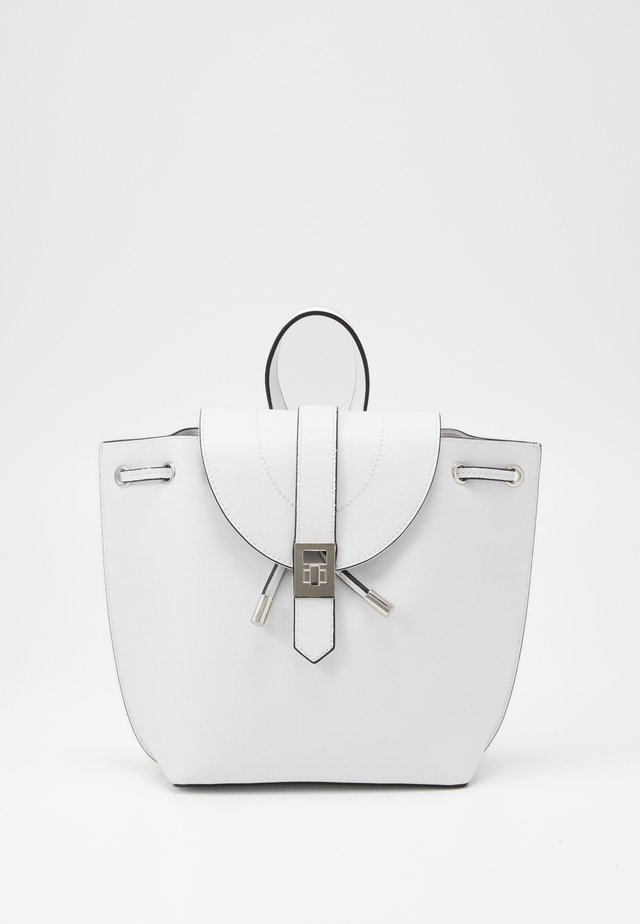 FOSTER BACKPACK - Reppu - white