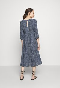New Look Petite - SIOBAN ANIMAL TIER SMOCK MIDAXI - Day dress - blue - 2
