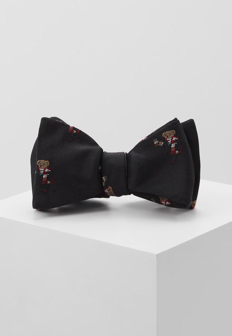 Polo Ralph Lauren - COCOA BEAR BUTTERFLY - Pajarita - black