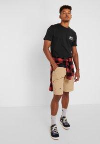 Fox Racing - PRO CIRCUIT PREMIUM TEE - Print T-shirt - black - 1
