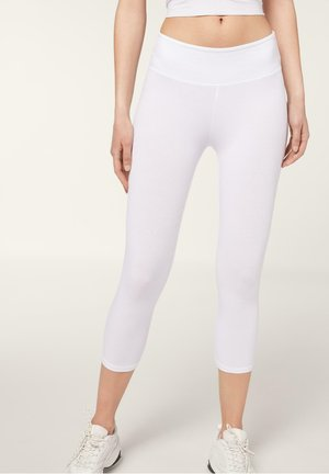 Leggings - Trousers - bianco