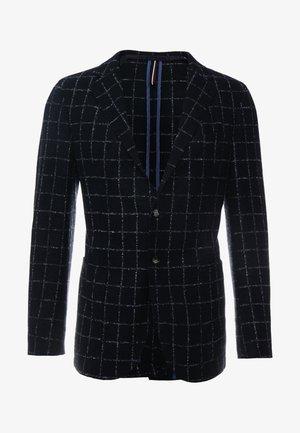ARDOC - Blazer jacket - mottled anthracite