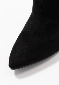 BEBO - MAUREEN - Boots med høye hæler - black - 2