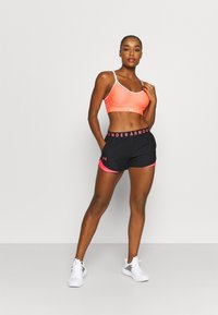 Under Armour - PLAY UP SHORTS 3.0 - Sports shorts - black - 1