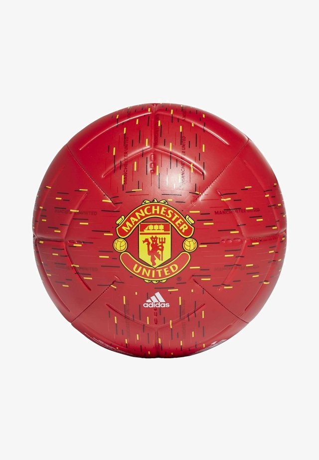 MANCHESTER UNITED CLUB FOOTBALL - Fotball - red