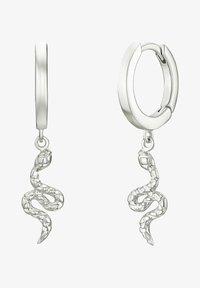 NOELANI - SNAKE - Earrings - silber - 1