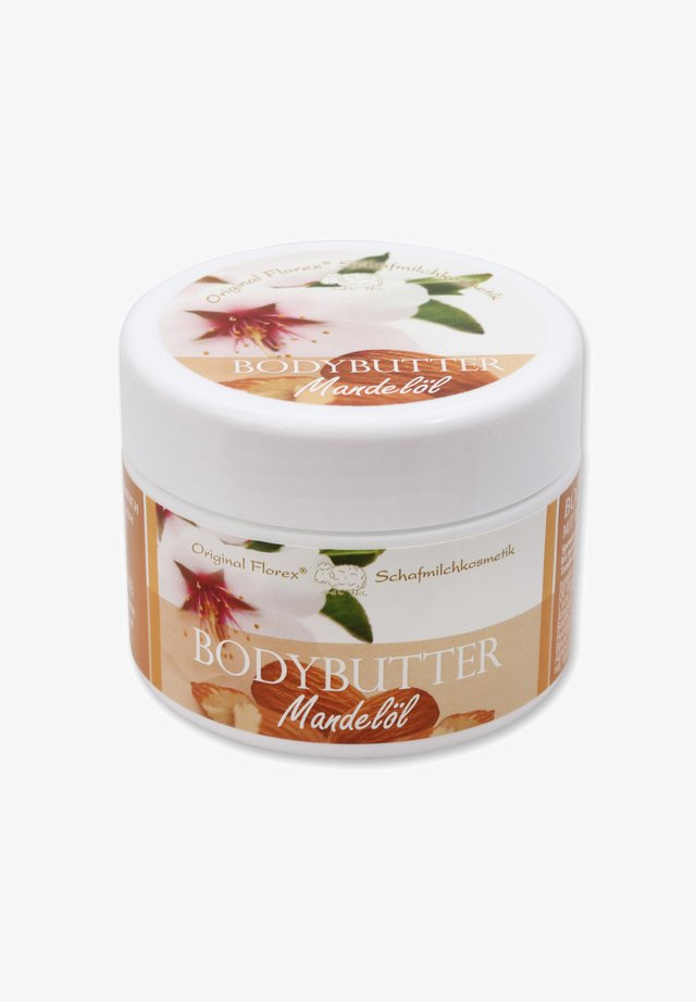 BODYBUTTER MANDELÖL MIT BIO SCHAFMILCH 125 ML - Body oil - -