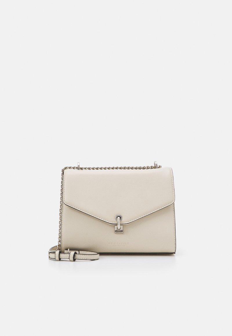 Seidenfelt - KISA - Across body bag - beige