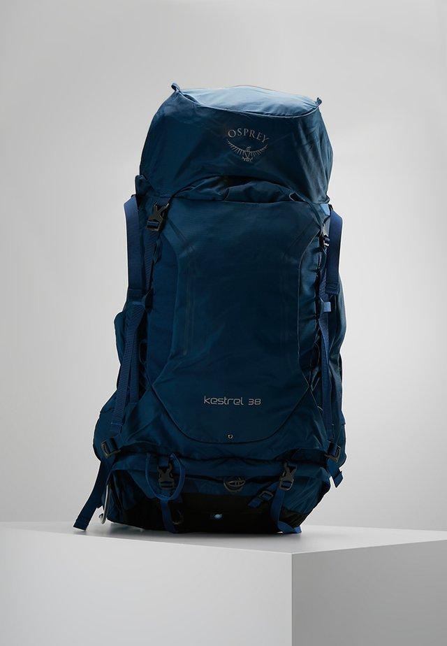 KESTREL 38 - Mochila de senderismo - loch blue