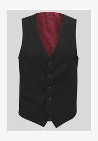 C&A - Suit waistcoat - black - 3