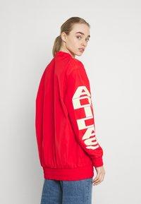 adidas Originals - WINDBREAKER - Training jacket - vivid red - 2