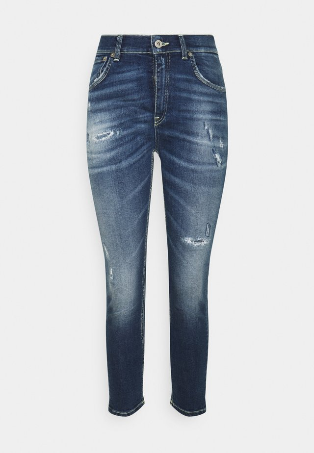 PANTALONE MEG - Jeans Skinny Fit - blue denim
