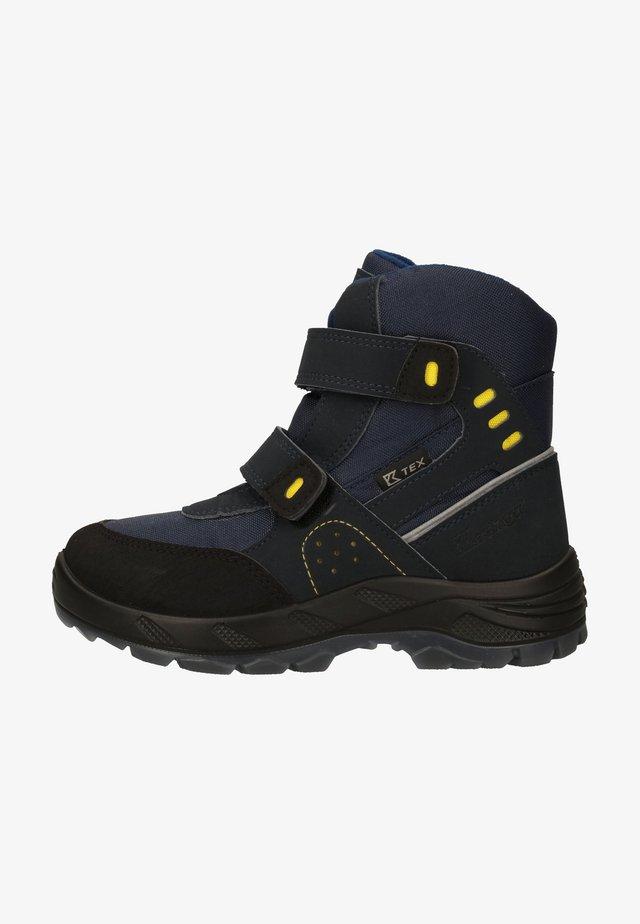 Snowboots  - dk.navy 430