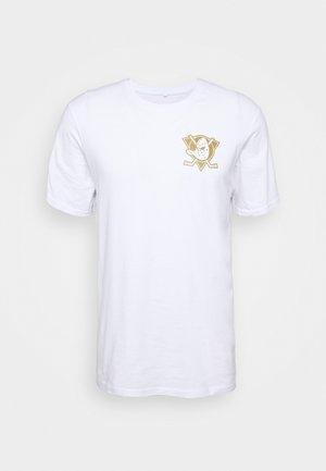 ANAHEIM LOGO GRAPHIC - Club wear - white