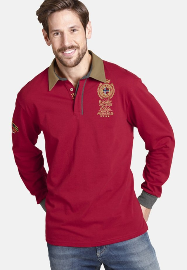 JAARNE - Polo shirt - red