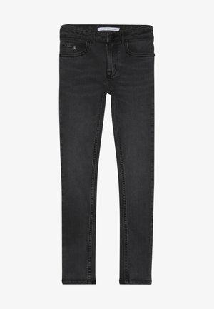 SUPER SKINNY MR SUST - Skinny džíny - denim