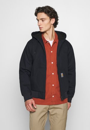 ACTIVE JACKET - Kurtka zimowa - dark navy rigid