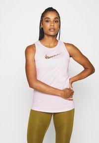 Nike Performance - DRY TANK FEMME - Camiseta de deporte - pink foam - 0