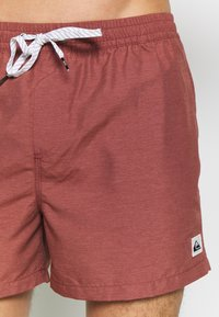 Quiksilver - Swimming shorts - apple butter heather - 2