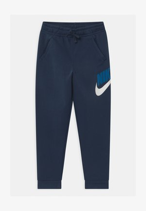 PLUS CLUB - Pantaloni sportivi - midnight navy