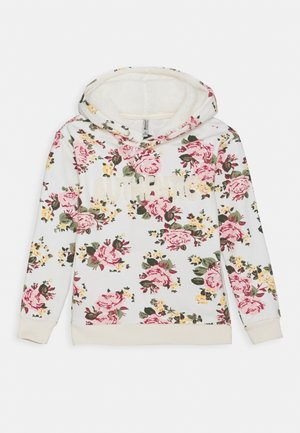 GIRLS HOODIE ALLOVER FLOWER AUTHENTIC - Hoodie - multi-coloured