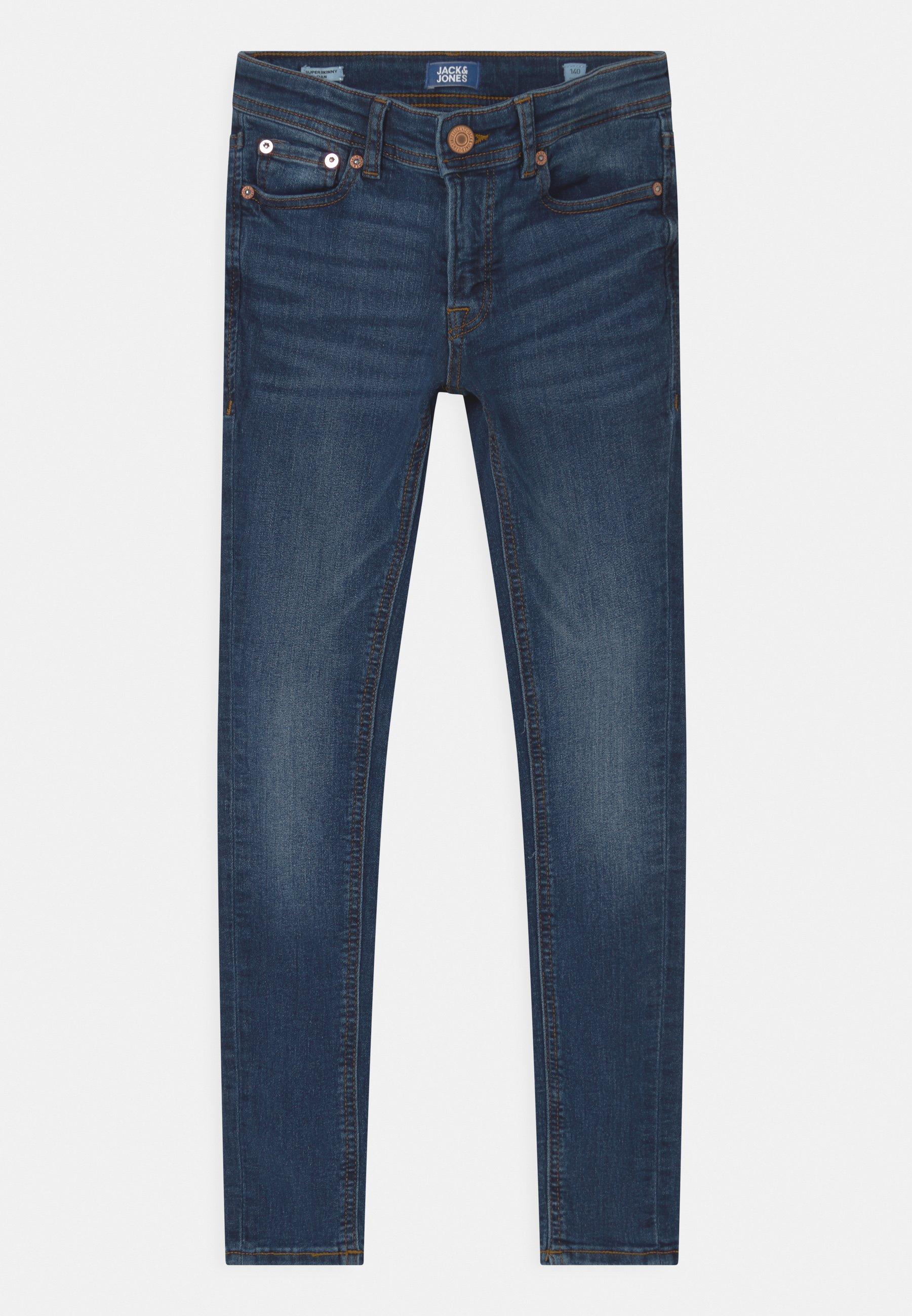 Bambini JJIDAN JJORIGINAL SUPER SKINNY - Jeans Skinny Fit