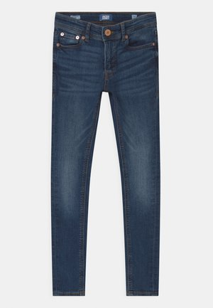 JJIDAN JJORIGINAL - Vaqueros pitillo - blue denim