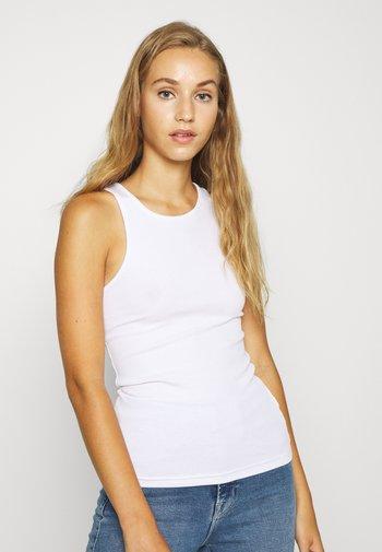 STELLA TANK 2 PACK  - Top - white/white