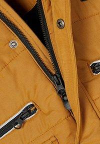 Name it - Winter jacket - bronze - 2