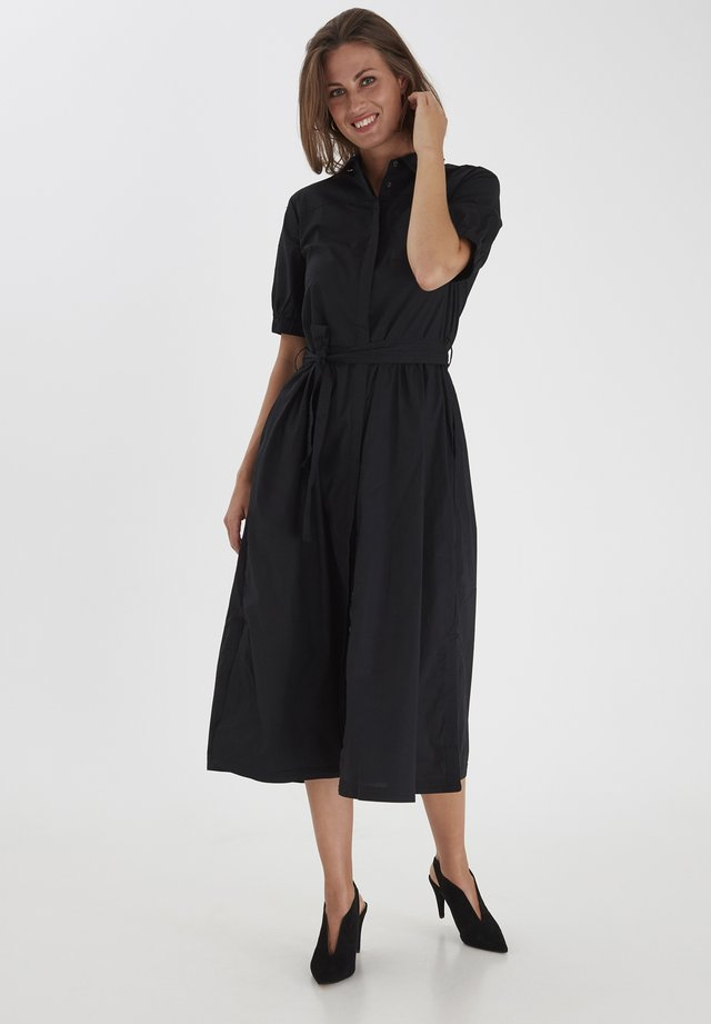 DRLIMA - Shirt dress - black
