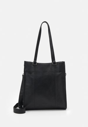 FERN - Tote bag - black