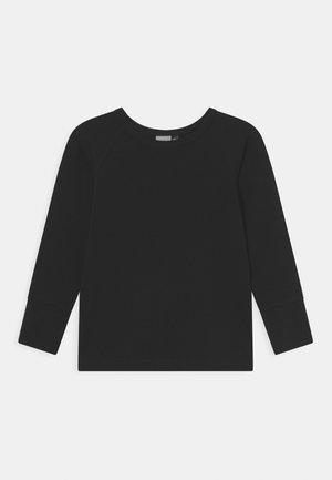 PATCH UNISEX - Longsleeve - black/stone grey