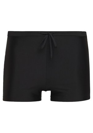 TAPERED SWIM BRIEFS - Uimahousut - black