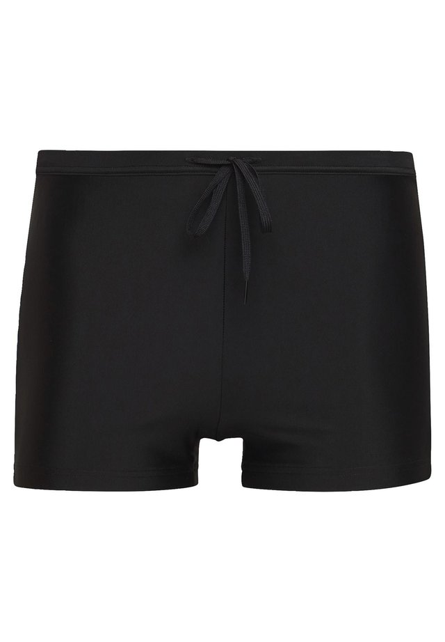 TAPERED SWIM BRIEFS - Bañador - black
