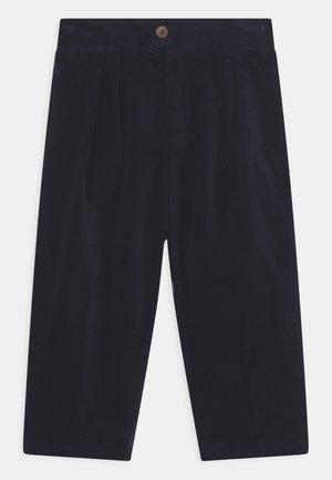 PASCALE UNISEX - Trousers - navy blue