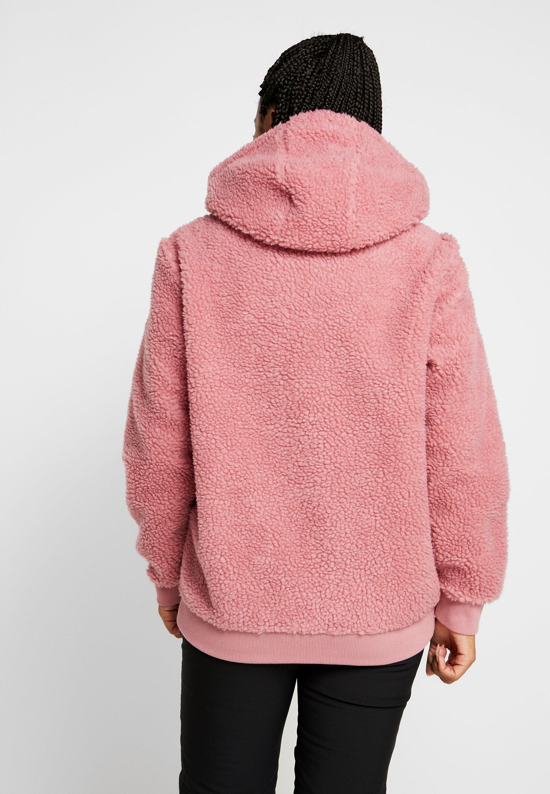 Napapijri Teide Hoody trui dames pink blush Truien