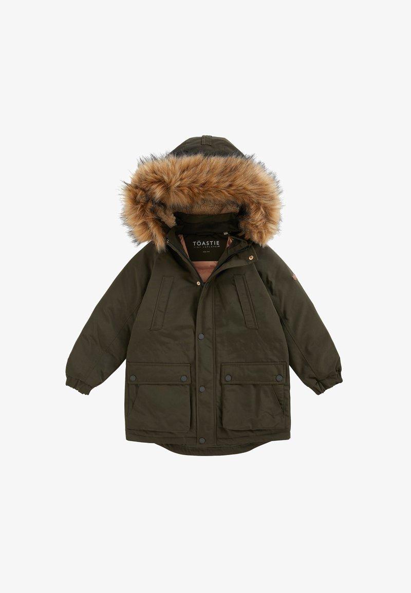 Töastie - NORTH STAR PARKA - Winter coat - olive