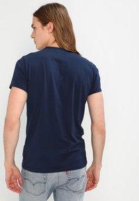 Pepe Jeans - ORIGINAL BASIC - Camiseta básica - azul marino - 2