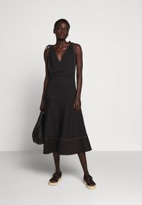 Proenza Schouler - SLEEVELESS DRESS - Sukienka letnia - black - 1