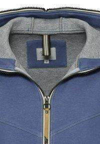 camel active - SCUBA - Zip-up sweatshirt - blue - 6