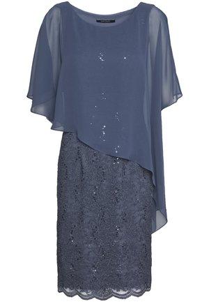 FACELIFT - Cocktailklänning - rauchblau