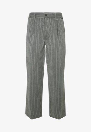 MIXED BUSINESS  SUIT PANT - Spodnie materiałowe - grey