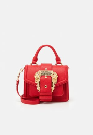 MINI TOP HANDLE - Handbag - rosso