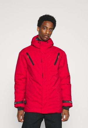 Kurtka zimowa - urban red