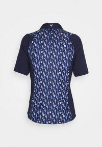 Callaway - HUMMINGBIRD - Polo shirt - peacoat - 1