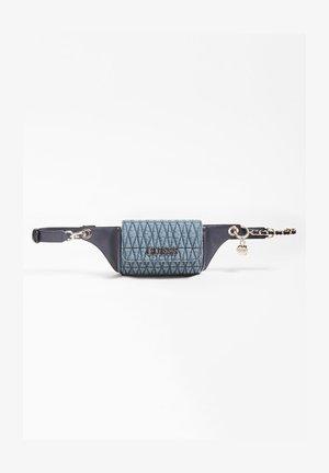 BRINKLEY - Bum bag - blu multi