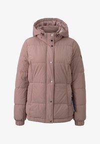 TOM TAILOR - TRENDY PUFFER JACKET - Winter jacket - vintage rose - 3