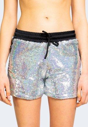 Pantaloni sportivi - silver